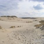 Ruchome wydmy - Słowiński Park Narodowy